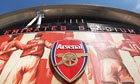 Arsenal FC's Emirates Stadium After The Announcement Of Stan Kroenke's Takeover