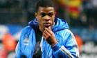 Loïc Rémy, the Marseille striker