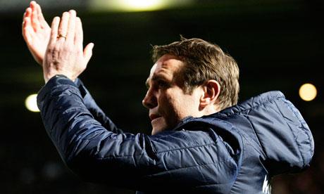 Bradford City manager Phil Parkinson