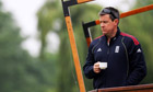 Ashley Giles, England coach