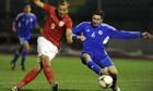 Harry Kane England Under-21s