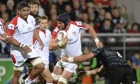 Ulster v Leicester Tigers