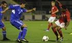 San Marino U21 v England U21 - 2015 UEFA European U21 Championships Qualifier