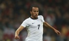 Soccer - Andros Townsend Filer