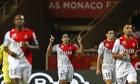 AS Monaco's Radamel Falcao