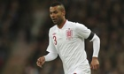 Ashley Cole will be unable to add to his 105 caps against Montenegro or Poland at Wembley