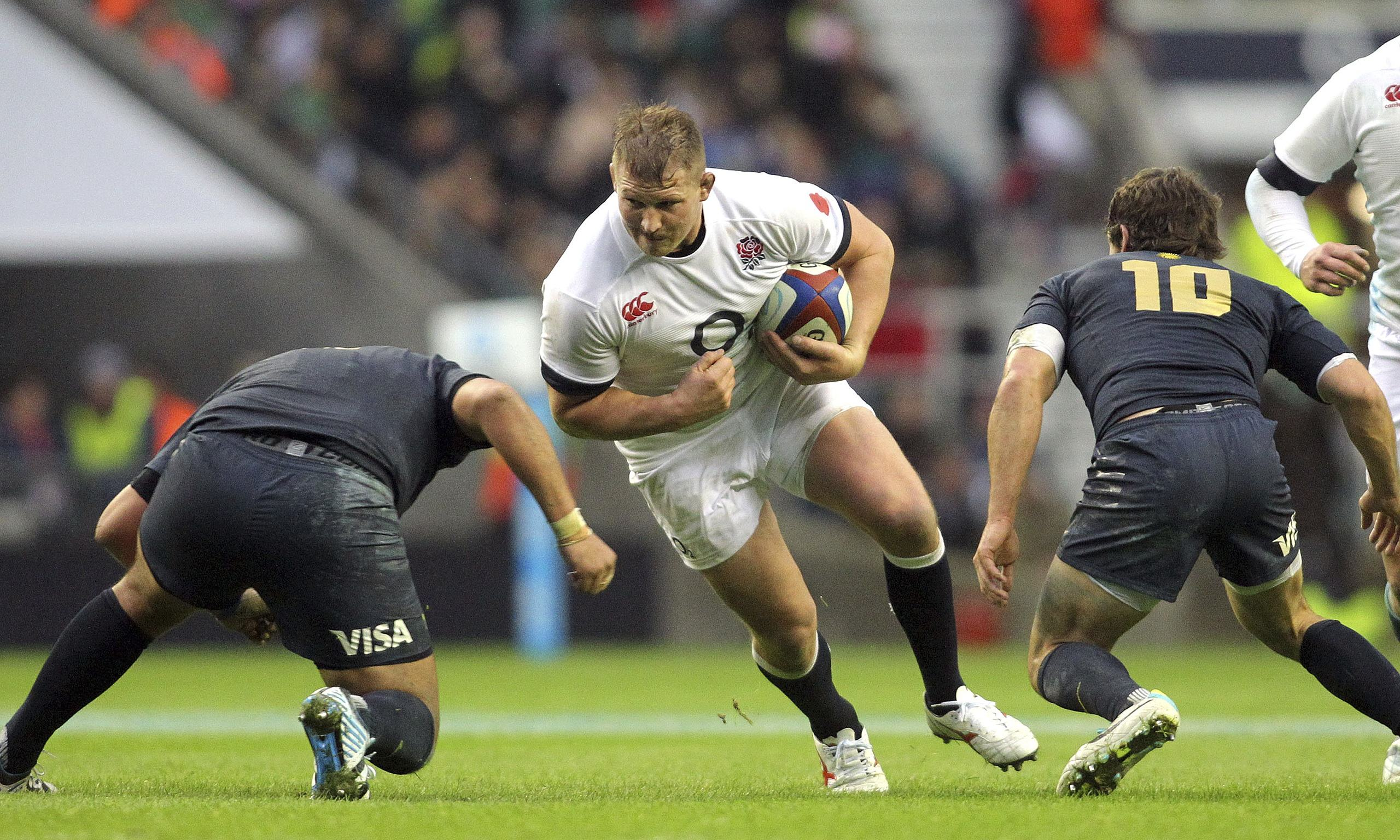 at England Argentina: 31-12  players rated how the