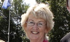 Cathie Sabin says one of her priorities is to raise the number of women and girls playing tennis.
