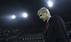 Wenger admits 'regret' after Arsenal survive Napoli defeat