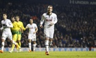 Tottenham Hotspur v Anzhi Makhachkala - UEFA Europa League Group Stage Matchday Six Group K
