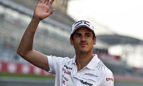Adrian-Sutil-Sauber-Formula-One