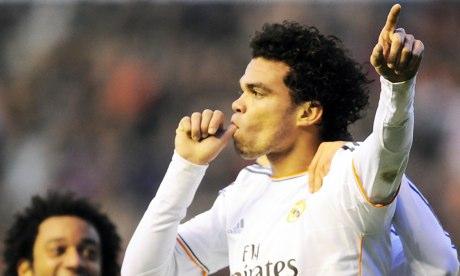 Osasuna 2-2 Real Madrid