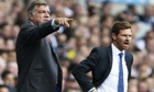 allardyce and villas-boas