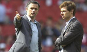 José Mourinho ends his long-running feud with André Villas-Boas