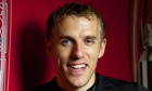Phil Neville, Goodison's stepson, revels in return to home from home | Daniel Taylor