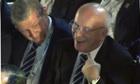 Greg Dyke Roy Hodgson England