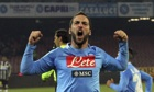 European roundup: Napoli held to draw before hosting Arsenal