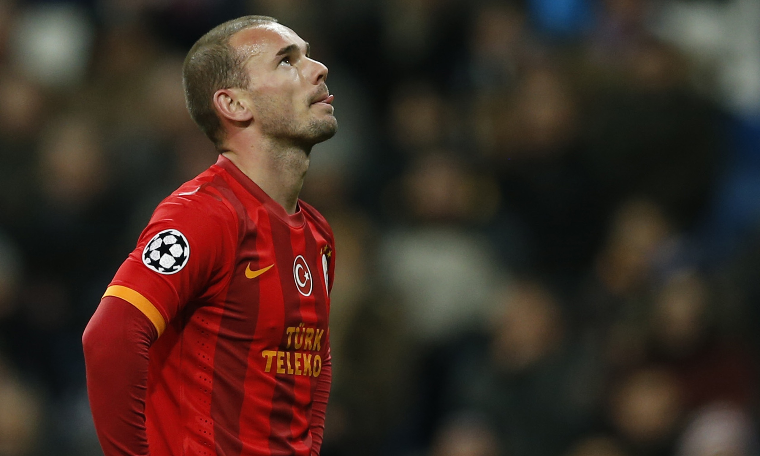 wesley sneijder manchester united