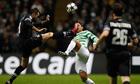 Mirko Vucinic Juventus Emilio Izaguirre Celtic