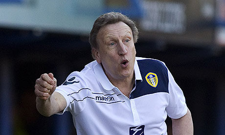 Neil Warnock Leeds United