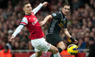 Thomas Vermaelen of Arsenal