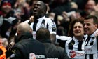 Newcastle celebrate