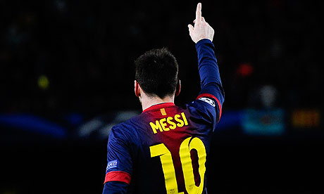 Lionel Messi Barcelona 008 Arsenal to rest Walcott & Cazorla at Bayern, Monacos big plans for Man Uniteds Rooney & Liverpool eye several summer signings