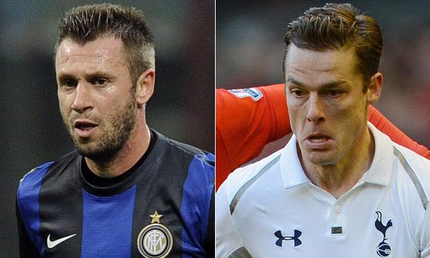 Inter v Spurs