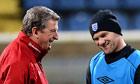 Roy Hodgson Wayne Rooney England