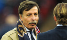 Arsenal's majority shareholder Stan Kroenke
