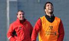 Brendan Rodgers Luis Suárez Liverpool