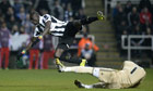 Newcastle United v Benfica