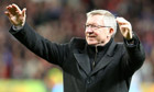 Manchester United's Sir Alex Ferguson simply in a league of his own | Paul Wilson