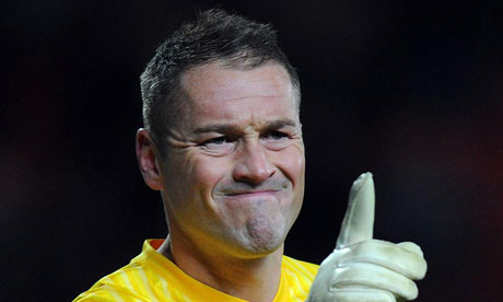 Blackburn Rovers's Paul Robinson may miss six months after blood clot | Football | The Guardian - Paul-Robinson-of-Blackbur-008