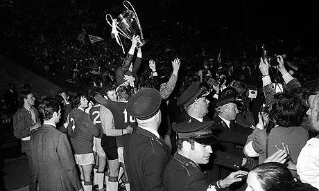 Ajax European Cup Final 1971