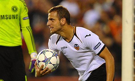Valencia CF v Chelsea FC - UEFA Champions League