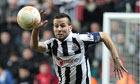 Yohan Cabaye Newcastle United