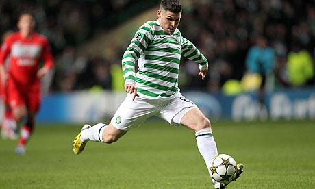 Gary Hooper Celtic