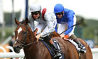 Toronado beating old rival Dawn Approach in the Sussex Stakes at Glorious Goodwood