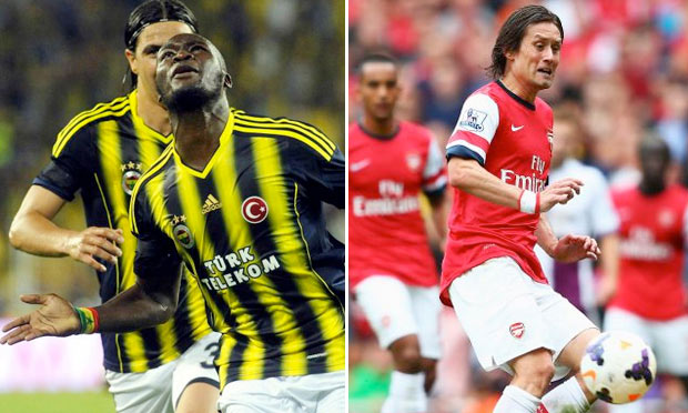 Berita Bola - Video Highlights Play-off UCL: Fenerbahce vs Arsenal, Skor Akhir 0-3 -