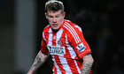 James McClean of Sunderland