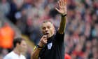 Mark Halsey, referee