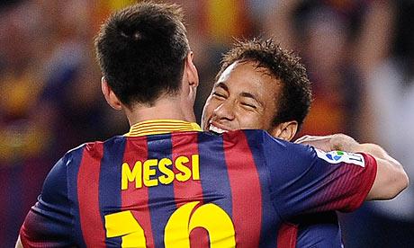 Almeria vs Barcelona