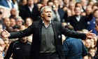 José Mourinho expresses his unhappiness in Chelsea's 1-1 draw at Tottenham Hotspur