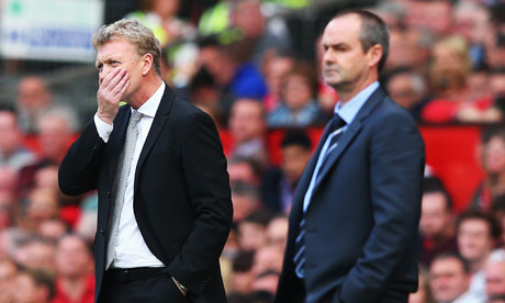 David Moyes at Manchester United: where is it all going wrong? | Jamie Jackson