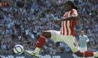 Kenwyne Jones Stoke City