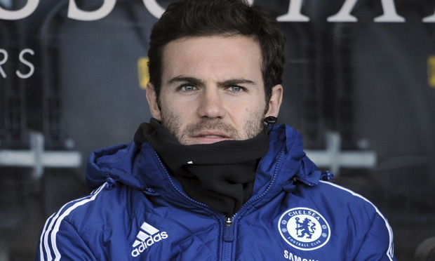 Juan Mata of Chelsea 012 303agent.com   Ironis! Dibalik Bersinarnya Juan Mata dan Tenggelamnya Oscas