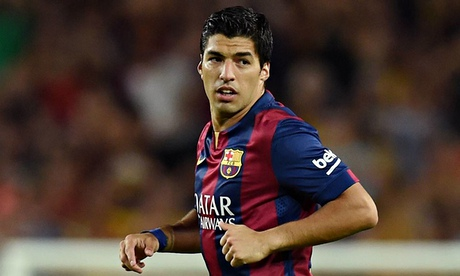 Luis Suárez on right path after seeing therapist to cure biting problem