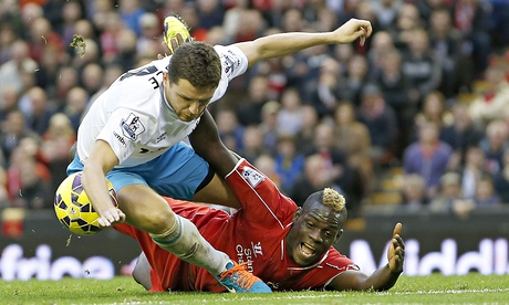 Brendan Rodgers defends goal-shy Mario Balotelli after Hull draw...