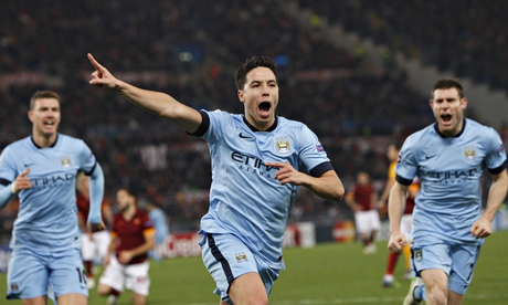 Roma 0-2 Manchester City | Champions League match report